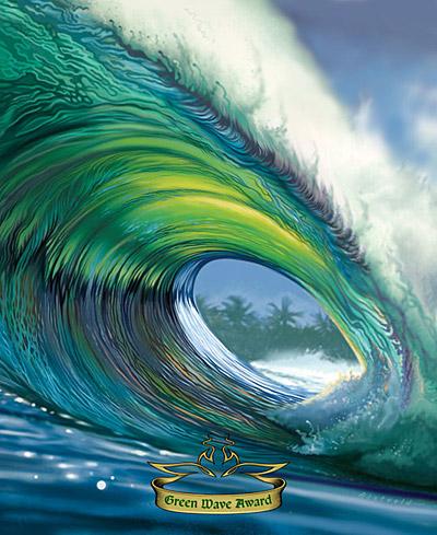 Green Wave Award