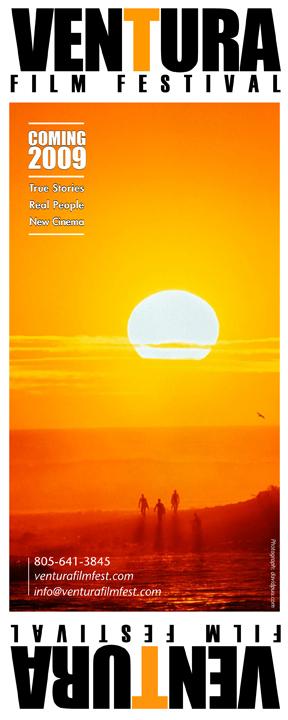 Ventura Film Festival Banner