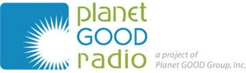 Planet Good Radio Logo