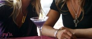 Confidence Necklace and Compassion Bracelet