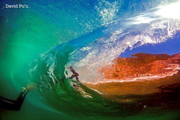 Underwater by David Pu'u