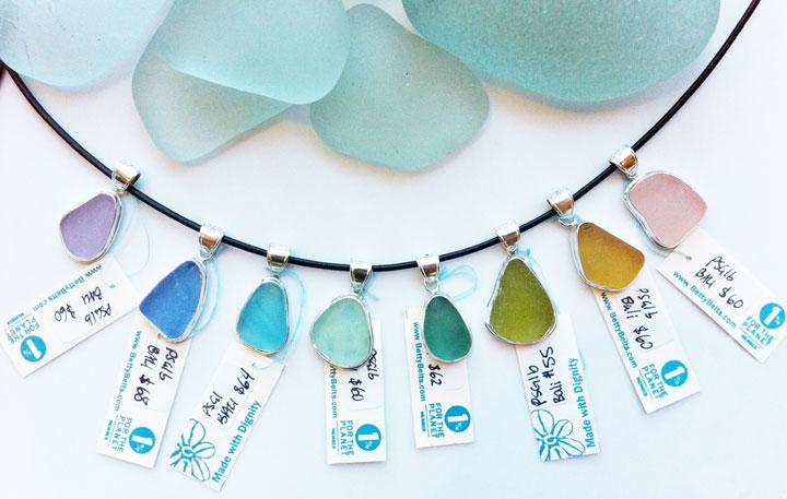 Easter Egg Sea Glass Minis