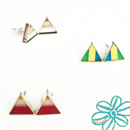 upcycled surfboard resin jewelry