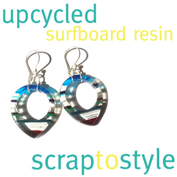 Surfboard Resin: Upcycled & Exclusive